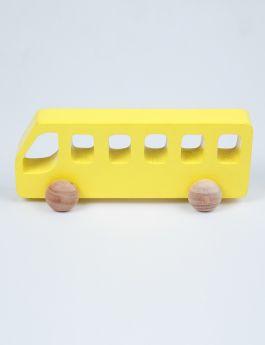 Ariro Toys-Wooden Bus