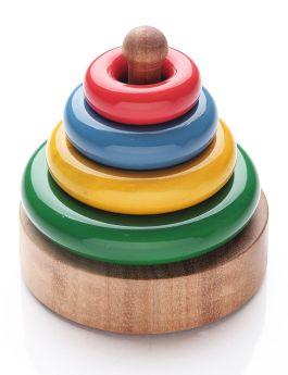 Ariro Toys Simple Stacker colored