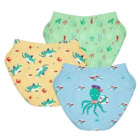 SuperBottoms Unisex Toddler Brief / Underwear