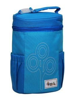 ZoLi NOM NOM Insulated Lunch Bag- Blue