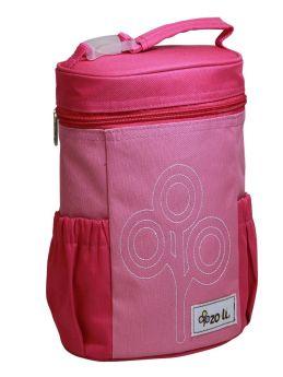 ZoLi NOM NOM Insulated Lunch Bag- Pink