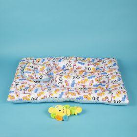 Baby Moo-I Love Animals Multicolour Muslin Mattress Set