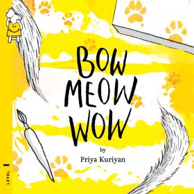 Pratham Books-Bow Meow Wow