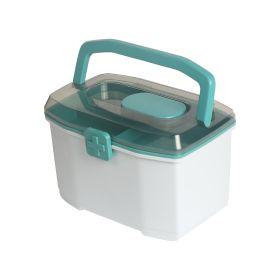 Baby Moo-Small Sea Green Medicine Box