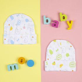 Baby Moo-Hot Air Balloon Multicolour 4 Pk Caps