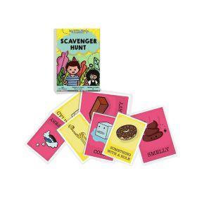 Big Little ThingsScavenger Hunt Card Game