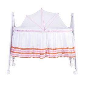 Baby Moo-Modern Pink Cradle