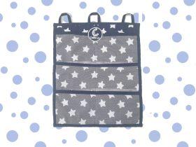 CuddlyCoo-Mini Organizer  - Blue Star