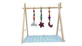 Rocking Potato-Baby Activity Play gym SKY
