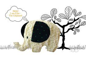 CuddlyCoo-Softie - ELLIE ELEPHANT