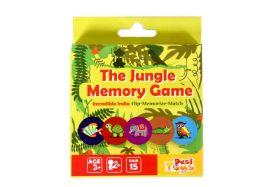 Desi Toys-The Jungle Memory  Game