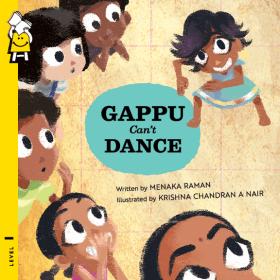 Pratham Books-Gappu Can't Dance