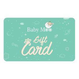 Baby Moo-GIFTCARD500