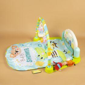 Baby Moo-I Love Animals Multicolour Piano Activity Gym