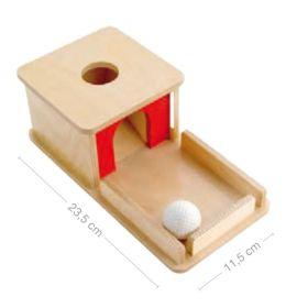 HABA Object Permanence Box with Tray