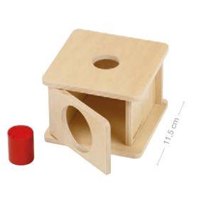 HABA Imbucare Box, Large Cylinder
