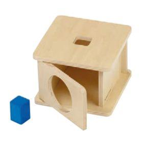 HABA Imbucare Box, Cube