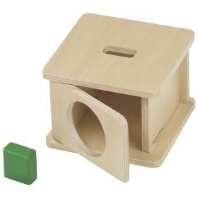 HABA Imbucare Box, Rectangular Prism