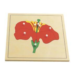 HABA Botany Puzzle ?Flower?