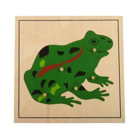 HABA Animal Puzzle ?Frog?