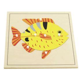 HABA Animal Puzzle ?Fish?