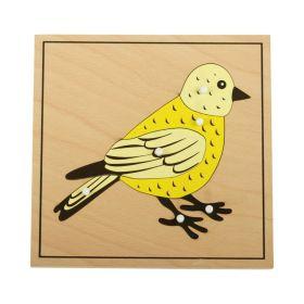 HABA Animal Puzzle ?Bird?