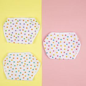 Baby Moo-Printed 21X27 Cm Multicolour 6 Pk Langot