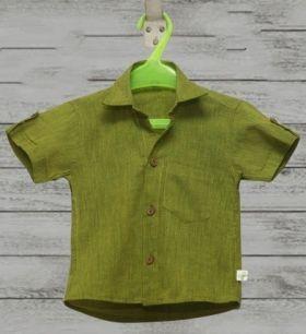 Zoli-Teeny Tiny Lime ZZM Shirt