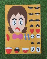 Little Jamun-Expression Sheet For Girls