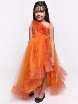 Jelly Jones Mustard Dual Shade gown