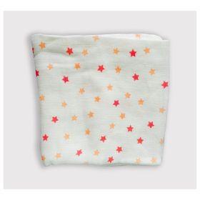 Kindermum Kinder Pink muslin Flats/squares (set of 3)