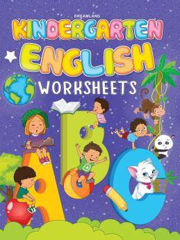 Dreamland Publications Kindergarten English Worksheets