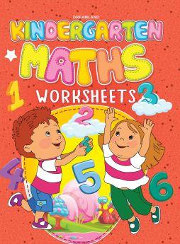 Dreamland Publications Kindergarten Maths Worksheets
