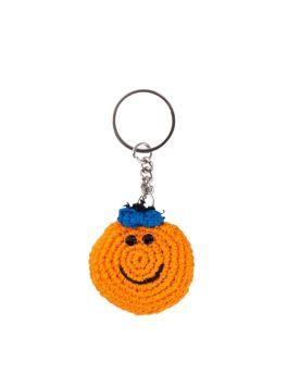 Happy Threads-Little Miss Fun Keychain