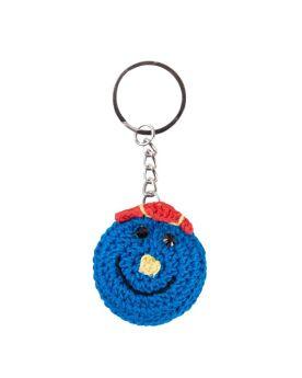 Happy Threads-Little Miss Giggles Keychain