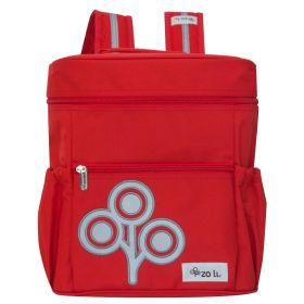 ZoLi Ministash Backpack Red