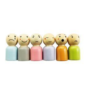 Little Jamun Feelings- Peg Dolls