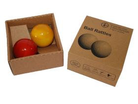 Fairkraft Creations Ball Rattles