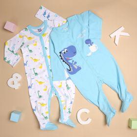 Kicks & Crawl- Mommy's Favourite Dino Sleepsuit