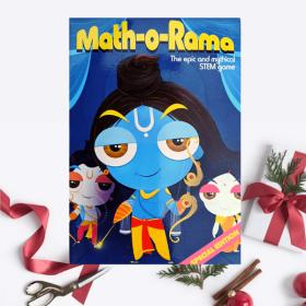 The Pretty Geeky | Math-o-Rama| Educational Ramayan based math game children love to play