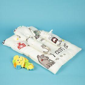 Baby Moo-Photographer's Pets Cream Mini Mattress Set