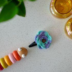 Neemboo Crochet Clip Single - Mermaid