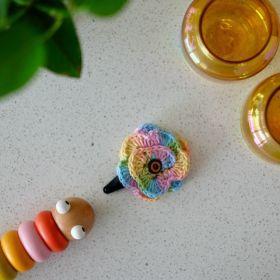 Neemboo Crochet Clip Single - Macaron Queen
