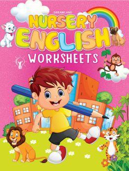 Dreamland Publications Nursery English Worksheets