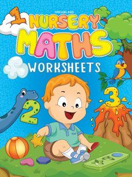 Dreamland Publications Nursery Maths Worksheets