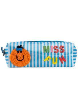 Happy Threads-Little Miss Fun Pencil Pouch