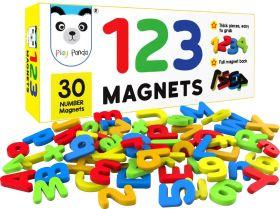 Play Panda 123 Magnetic Numbers - 30 Magnetic Numbers