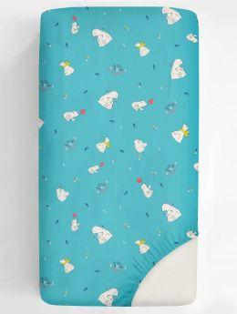 Rabitat Fitted Crib Sheet Oh Baby V1