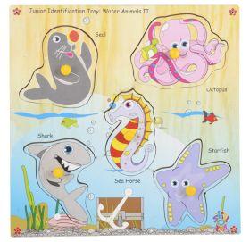Skillofun-Junior Identification Tray  Water Animals II