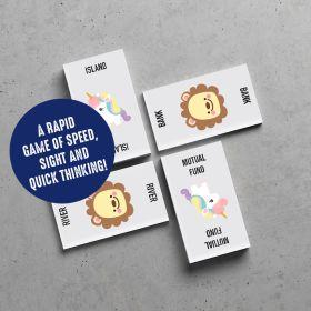Elemeno Kids-The Games Night Combo - SHOUT IT , WRITE IT , SCRIBBLE IT , DROP IT , LINK IT .